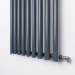 Дизайнерский радиатор Ideale GLORIA 11 9/1800 антрацит