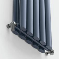 Дизайнерский радиатор Ideale ADELE 12 5/1800 антрацит