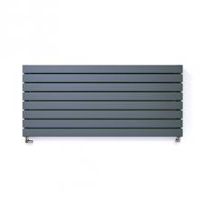 Дизайнерский радиатор Ideale VITTORIA H 11 8/1200 антрацит